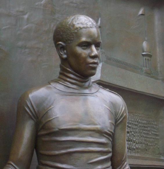 Major Taylor statue