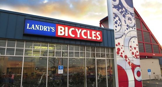 Landry's Natick bike shop