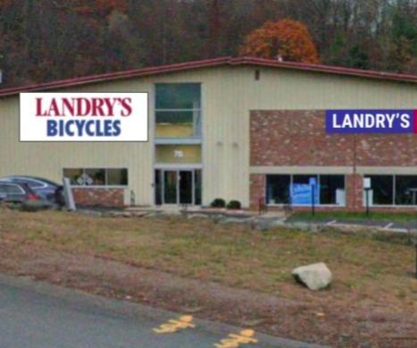 Westborough bike shop location