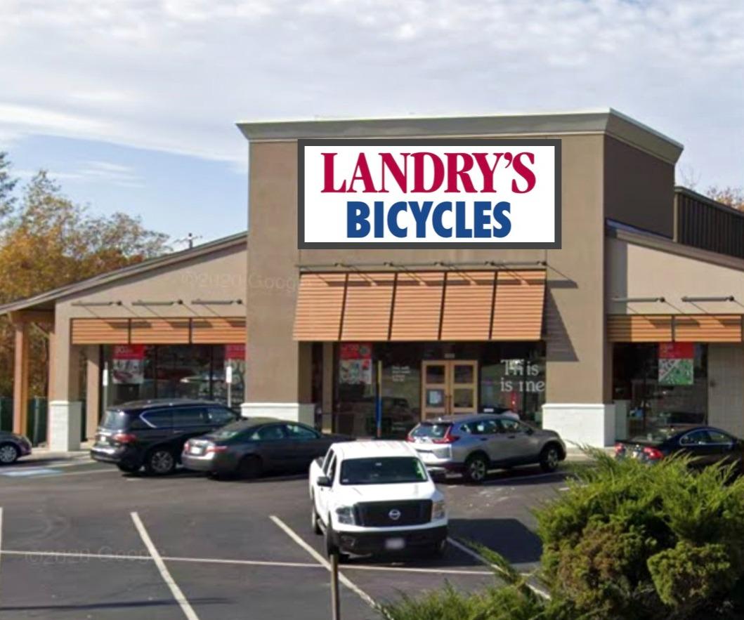Norwood bike shop location