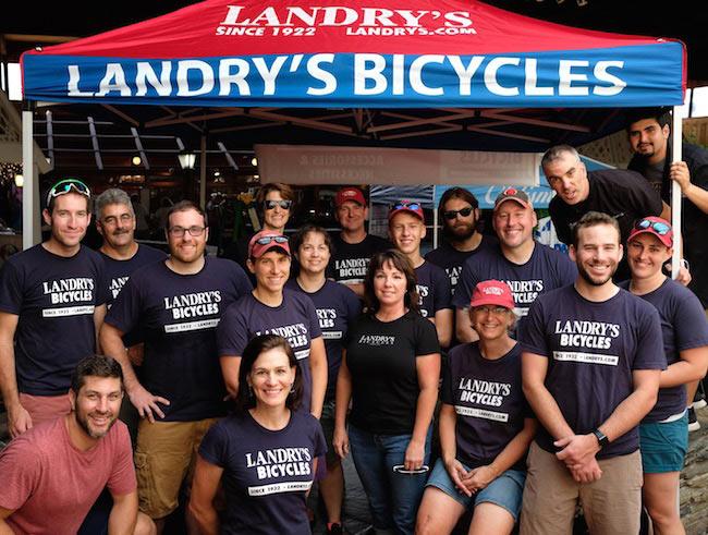 Landry's Team Members