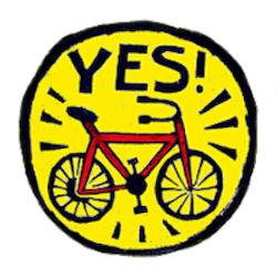 Worcester Earn a bike logo