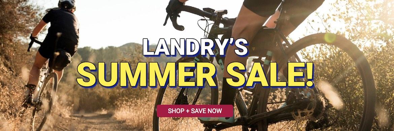 Landry's Summer Sale!