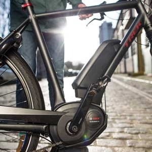 Electric Bike Technology