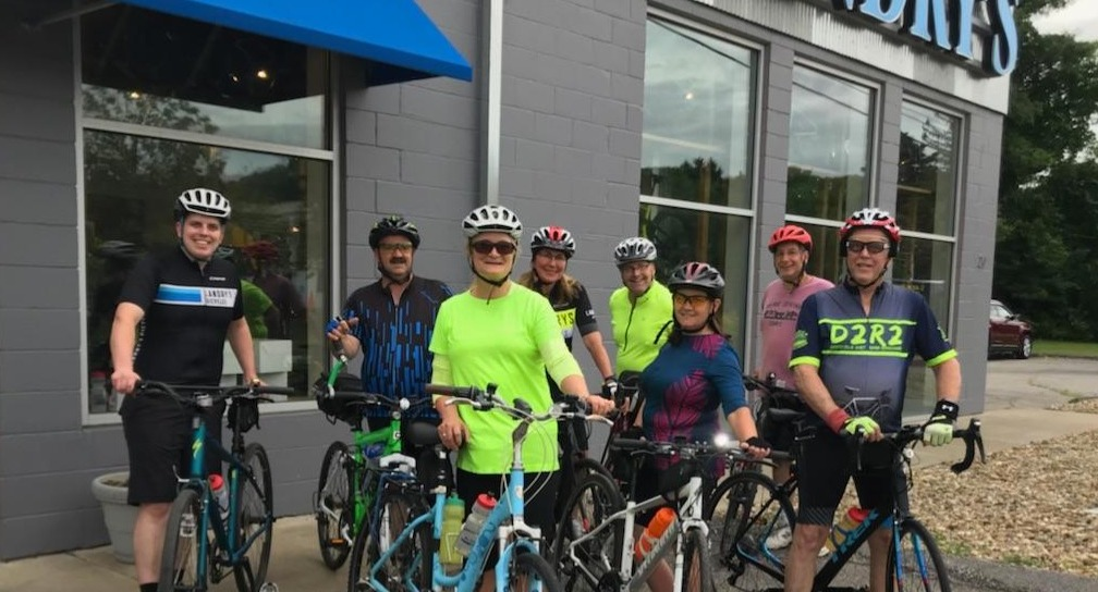 Landry's Worcester bike shop leadership