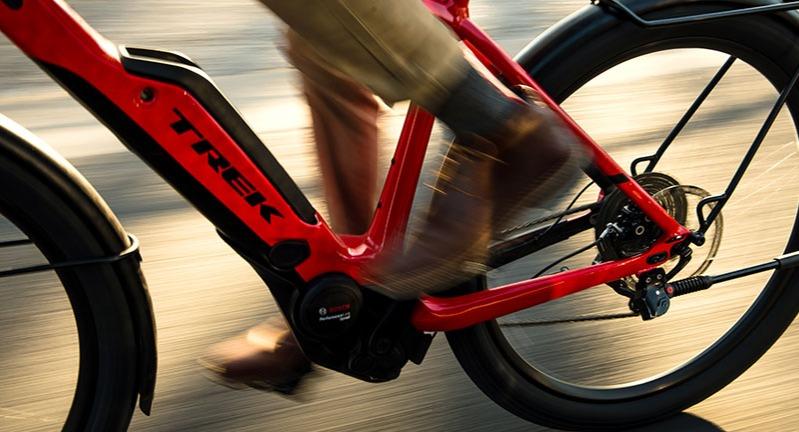 Trek Super Commuter electric bike