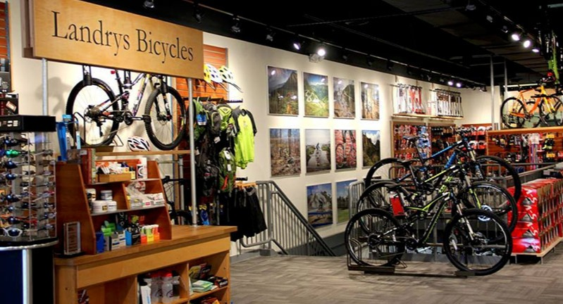 Braintree bike shop