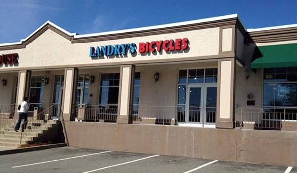 Landry's Braintree bike shop