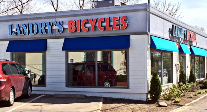 Landry's Bicycles Newton bike shop
