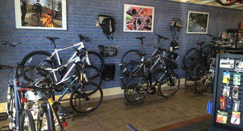Norwood bike shop