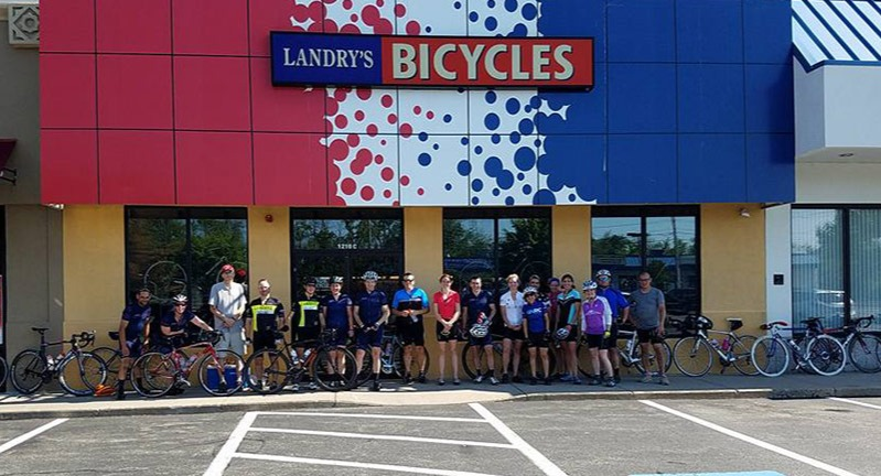 Landry's Norwood bike shop