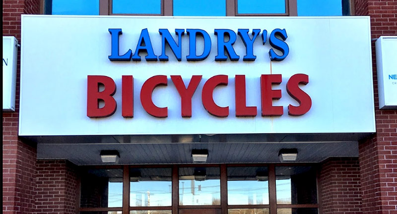 Landry's Westboro bike shop