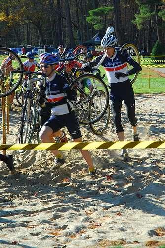 MRC Cross Race