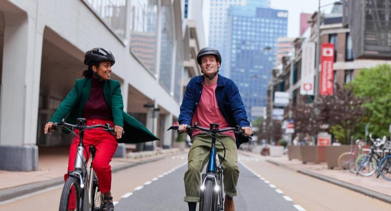 How do E-Bikes work?