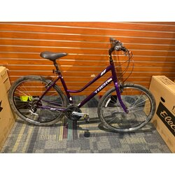 Trek USED Trek Verve 2 Women's Hybrid 21-inch Purple
