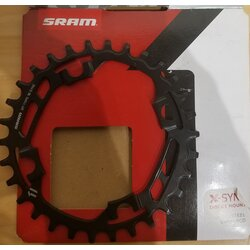 SRAM DEAL SRAM X-Sync Steel Chainring 30 Tooth x 94mm BCD Black
