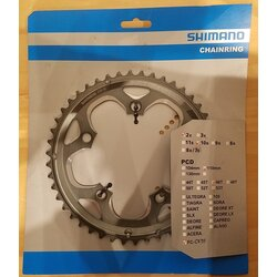 Shimano DEAL Shimano Cyclocross CX70 10 Speed Chainring 110 BCD 46T
