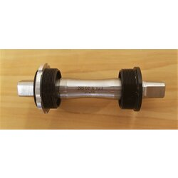 DEAL White Industries Stainless Square Taper Bottom Bracket 68mm x 121mm
