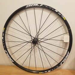 Mavic DEAL Mavic CrossRide Disc 29 Front Wheel: 6 Bolt, 15mm Thru-Axle, 29