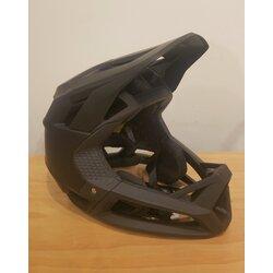 Fox Racing DEAL 2020 Fox Racing Proframe Full-Face Helmet Matte Black Medium