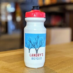 Specialized Landry's Winter Fat Tracks Water Bottle 21oz