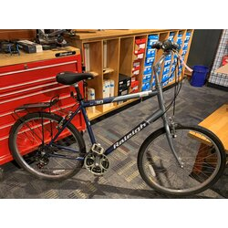 Raleigh USED Raleigh SC-30 26-inch X-Large Blue