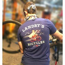 Landry's Bicycles Landry's Bicycles Minuteman T-Shirt *Limited Edition*