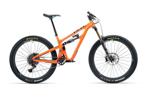 Yeti Cycles DEMO - SB150 Turq Series X01