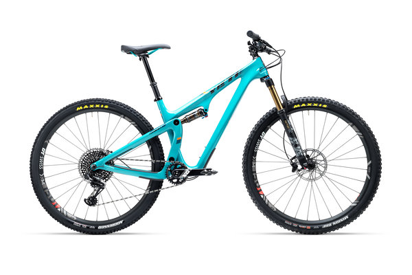 Yeti Cycles DEMO - SB100 Turq Series X01