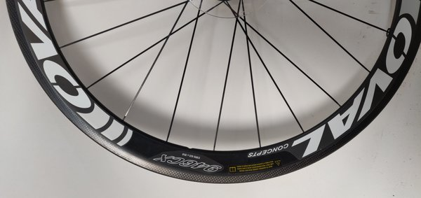 OVAL Concepts Carbon 946CX