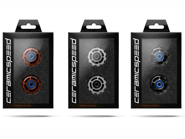 CeramicSpeed Pulley Wheels