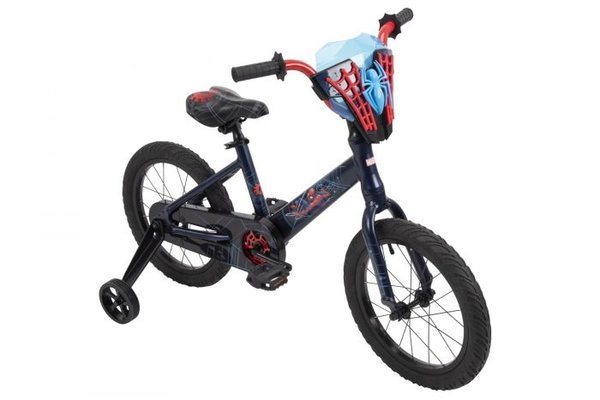 "Batch Spider-Man 16"" Kids Bike"