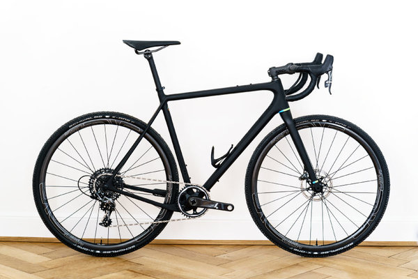 OPEN U.P.P.E.R. gravel bike black