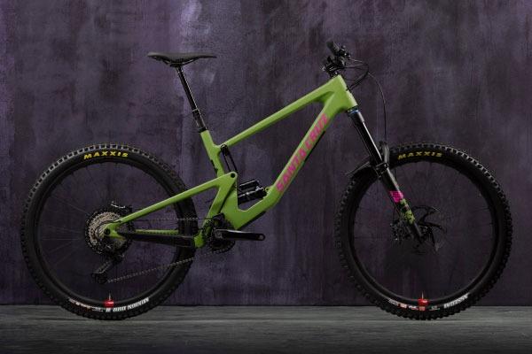 2020 Santa Cruz Nomad Full Suspension Mountain Bike