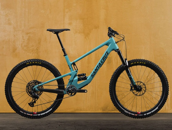 2021 Santa Cruz 5010 Full Suspension Mountain Bike