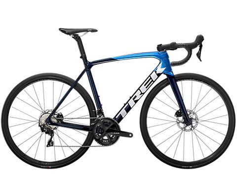 2021 Trek Emonda SL 5 in black/blue