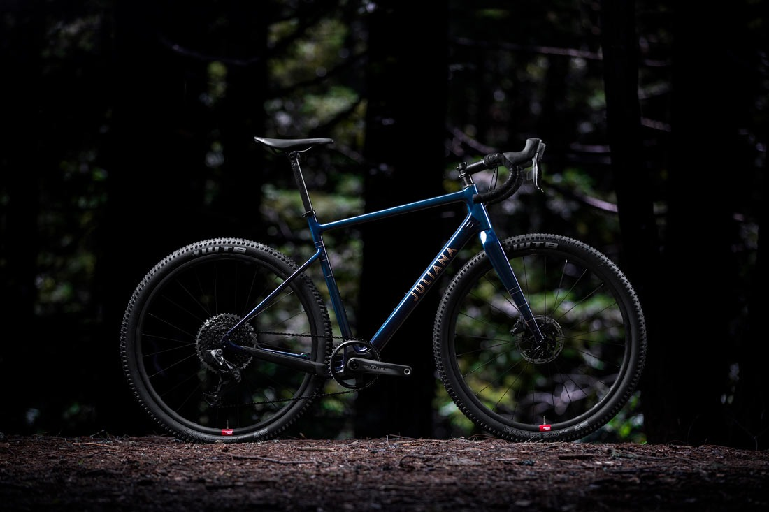 2020 Juliana Quincy Gravel Adventure bike