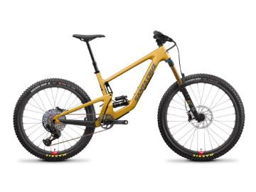 Shop the 2022 Santa Cruz Bronson 4 CC XX1 AXS RSV