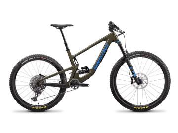 Shop the 2022 Santa Cruz Bronson 4 C S