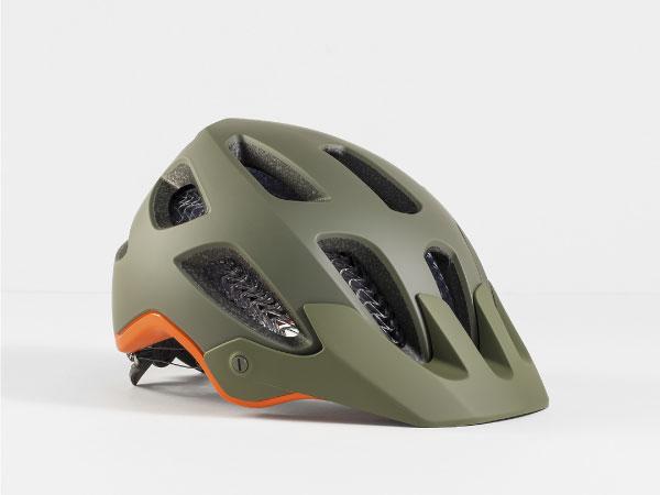 Bontrager WaveCel Rally Mountain Bike Helmet Green