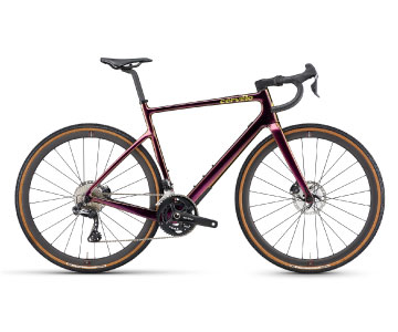 Cervelo Aspero-5 gravel bike GRX Di2