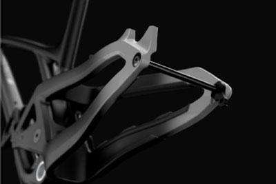 2021 Evil Offering V2 uses 157mm superboost+ rear spacing