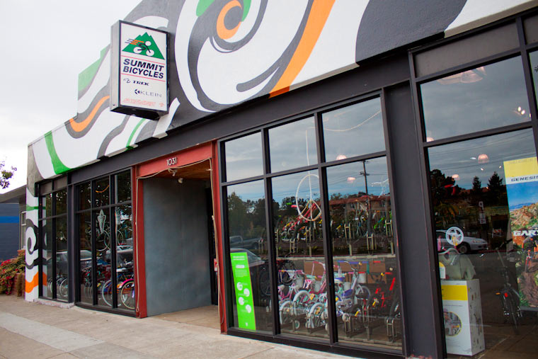 Summit Bicycles Burlingame