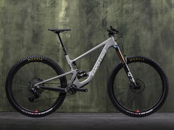2021 Santa Cruz Hightower Full Suspension Mountain Bike