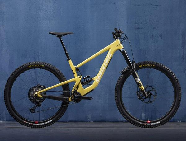 2021 Santa Cruz Megatower Full Suspension Mountain Bike