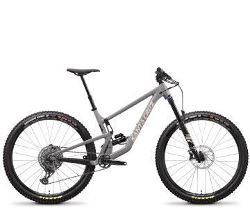 santa cruz hightower mountain bike