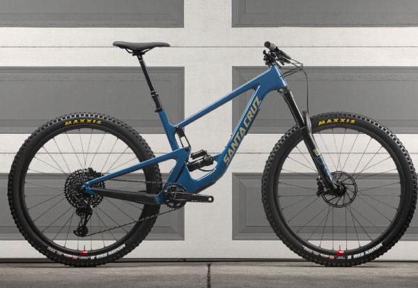 2020 Santa Cruz Hightower Full Suspension Mountain Bike