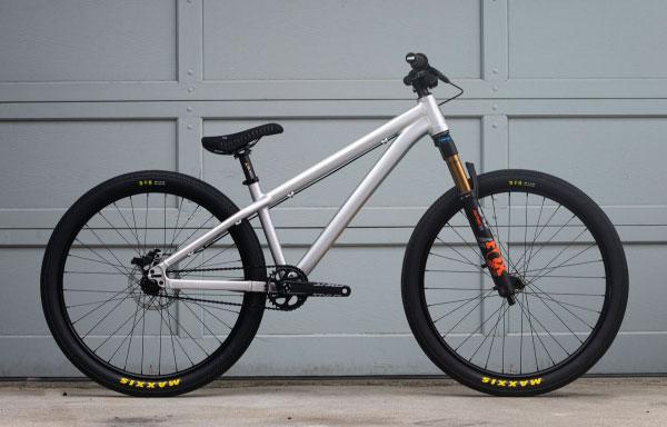 2020 Jackal dirt jump bike