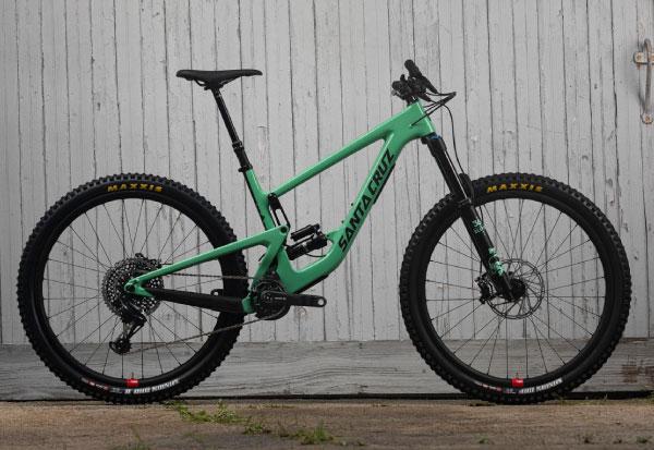 2020 Santa Cruz Megatower Full Suspension Mountain Bike