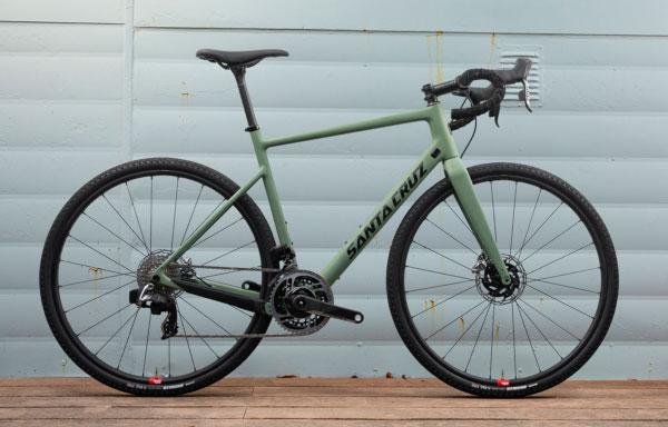 2020 Santa Cruz Stigmata CX/gravel bike